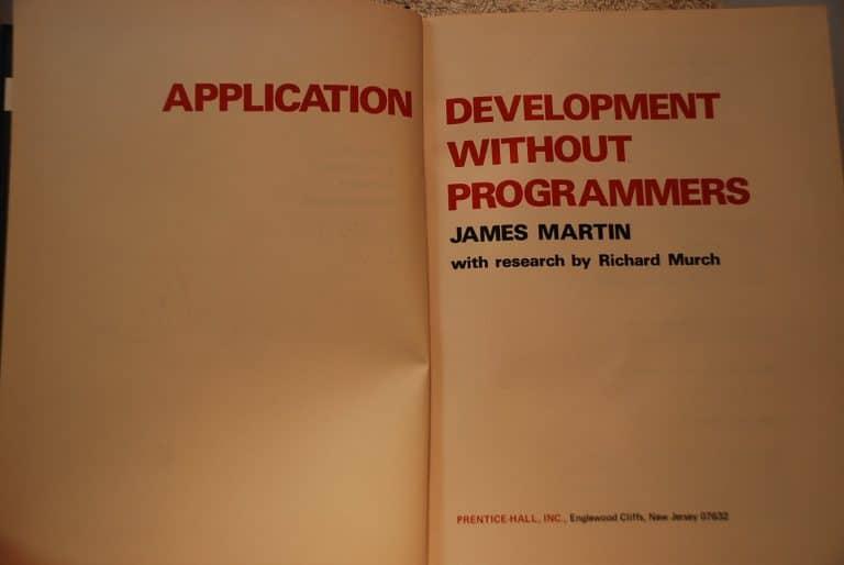 sviluppo di applicazioni senza programmazione no-code