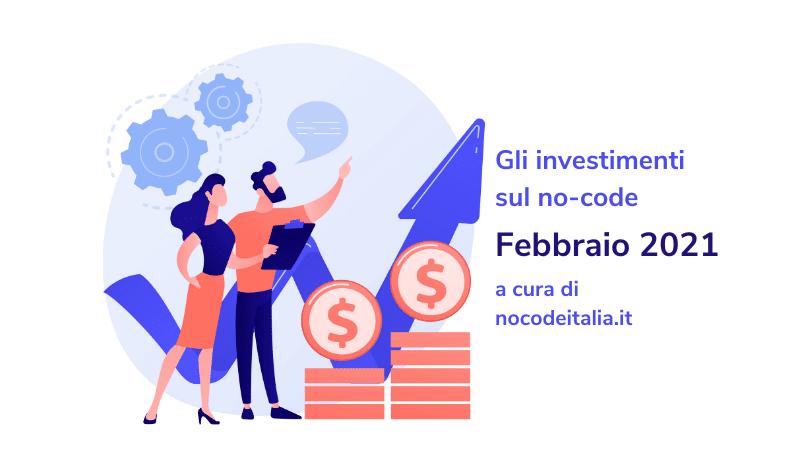 investimenti in aziende nocode