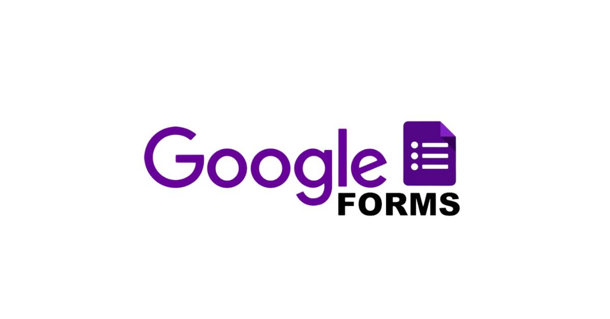 google form nocode